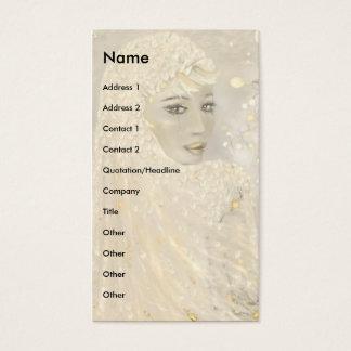Ophelia! Business Card