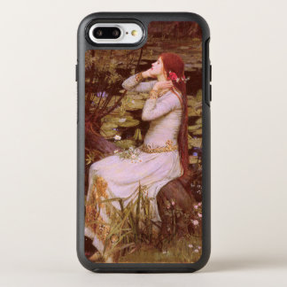 Ophelia by John William Waterhouse OtterBox Symmetry iPhone 7 Plus Case