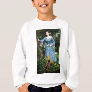 Ophelia (in the woods) sweatshirt