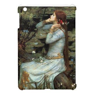 Ophelia seated - add your pet iPad mini case