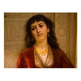 Ophelia the Unwelcome Companion Postcard