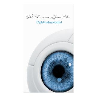 Ophthalmologist Tarjeta De Negocio