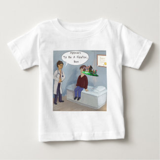 Ophthalmologist Finds A Parade Eye Floater Baby T-Shirt