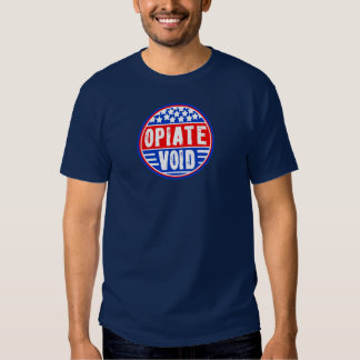 OPIATE VOID Stars & Stripes T Shirts