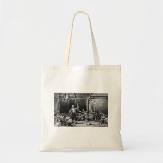 Opium Den - Art Budget Tote Bag