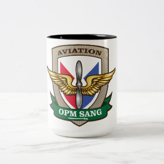 OPM SANG Aviation Division Coffee Mug