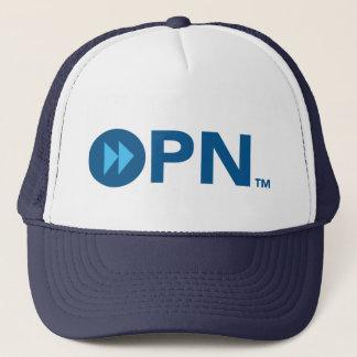 OPN trucker hat