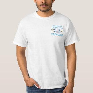 Opn. Urgent Fury Grenada AFEM CIB Silhouette Shirt
