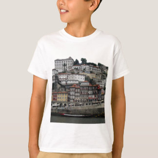 Oporto (view from the river) T-Shirt