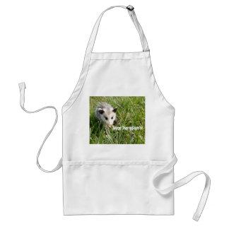 Opossum Apron