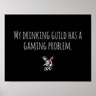 OPP Drinking Guild | Poster