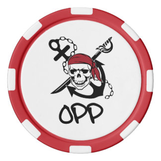 OPP | Poker Chip Set Of Poker Chips
