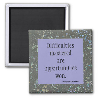opportunity square magnet