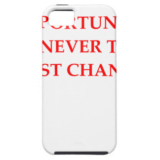 OPPORTUNITY TOUGH iPhone 5 CASE