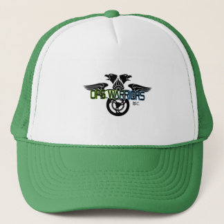 Ops Warriors MC Collection Trucker Hat