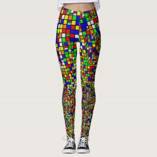 Opti-cube Leggins Leggings