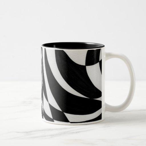 Optic #1 by Michael Moffa c1991 Mug