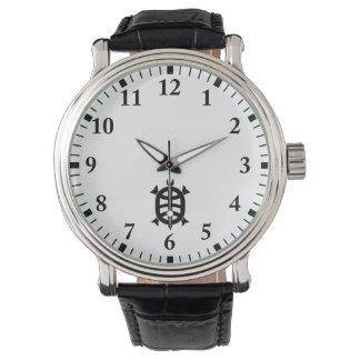 Optical 琳 turtle watch