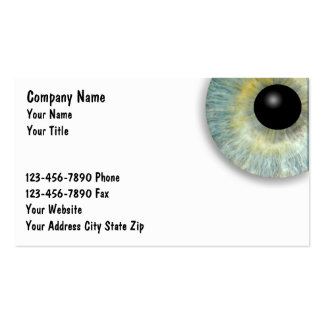 Optical Business Cards