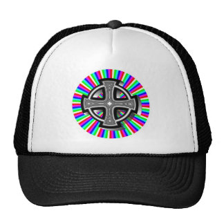 Optical Celtic Cross Hat