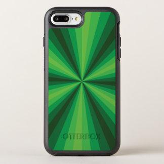 Optical Illusion Green Otterbox Phone Case
