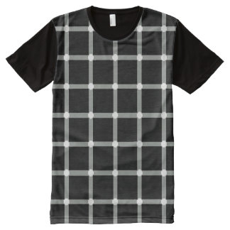Optical Illusion All-Over Print T-Shirt
