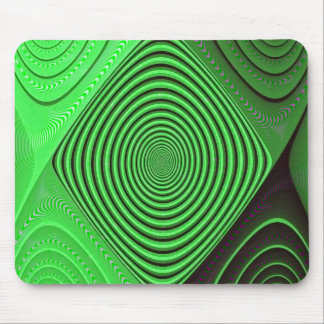 Optical Illusion Mousepad