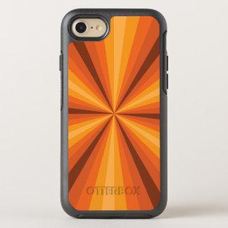 Optical Illusion Orange Otterbox Phone Case
