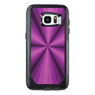 Optical Illusion Purple Otterbox Phone Case