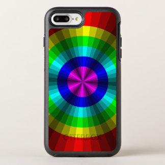 Optical Illusion Rainbow Otterbox Phone Case
