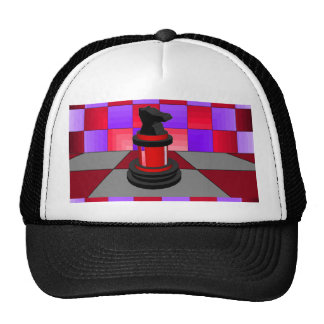Optical Knight Chess CricketDiane 2013 Mesh Hat