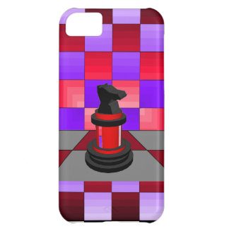 Optical Knight Chess CricketDiane 2013 iPhone 5C Cover