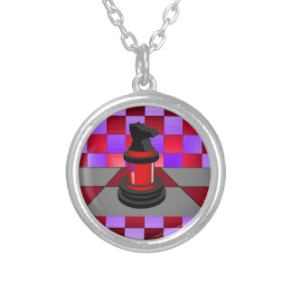 Optical Knight Chess CricketDiane 2013 Custom Necklace