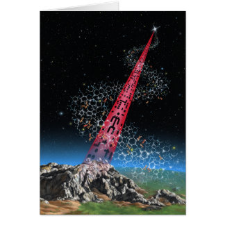 Optical SETI Card