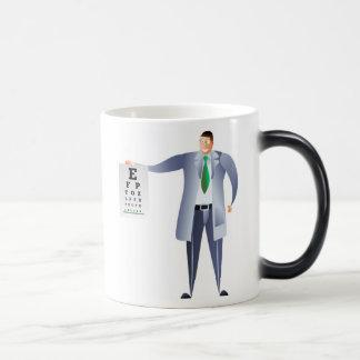 Optician Morphing Mug