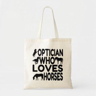 Optician Who Loves Horses