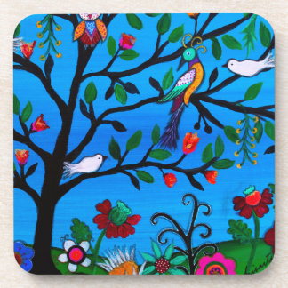 OPTIMISM BIRDS TREE OF LIFE COASTER