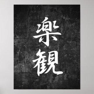 Optimism - Rakkan Poster