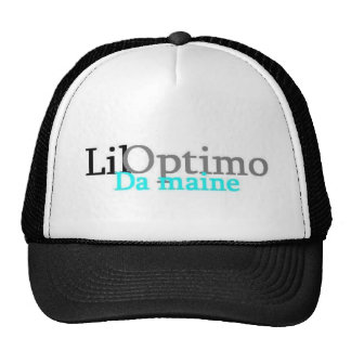 OPTIMO  FLY HEAD GEAR MESH HAT