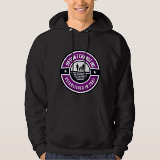 Option 2 Change Signature Logo Collection Hoodie