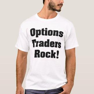 Options Traders Rock T-Shirt
