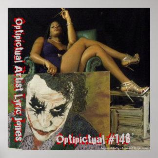 Optipictual Artist Lyric Jones Image 28 Poster