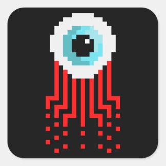 Optipus Square Sticker
