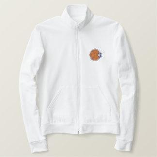 Optometrist Embroidered Jacket