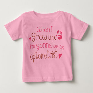 Optometrist (Future) Infant Baby T-Shirt