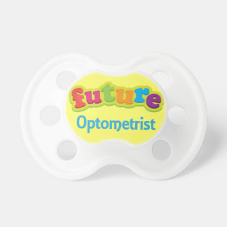 Optometrist (Future) Pacifier Infant Gift