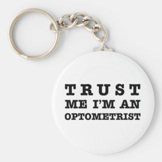 Optometrist Key Ring