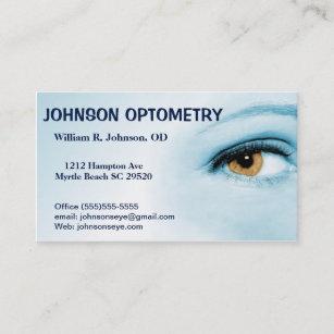 Optometry optometrist business cards zazzle au optometrist optometry business card colourmoves