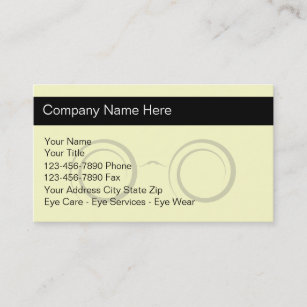 Optometry Eye Glasses Office School Products Zazzle