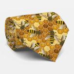 OPUS Bees Tie